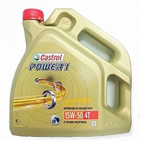 Castrol Power 1 GPS 15W/50 4L