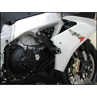 Crash Pads Aprilia RSV 4 2009-> - Bike Design