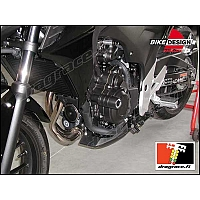 Crash Pads Honda CB 500 F 2013-2015 - Bike Design