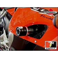 Crash Pads Honda CBR 1000 RR 2004-2005 - Bike Design