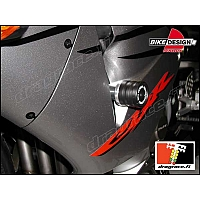 Crash Pads Honda CBR 600 RR 2005-2006 - Bike Design