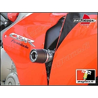 Crash Pads Honda CBR 1000 RR 2008-> ABS Adapter - Bike Design
