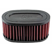 Ilmansuodatin Honda VT 750 1997-2003, VT 750 DC 2005-2007, Black Widow 750 2001-2005 - K&N Filters