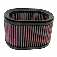 Ilmansuodatin Triumph 955 Daytona 2002-2006, 955 Sprint, Speed Triple 2002-2004 - K&N Filters